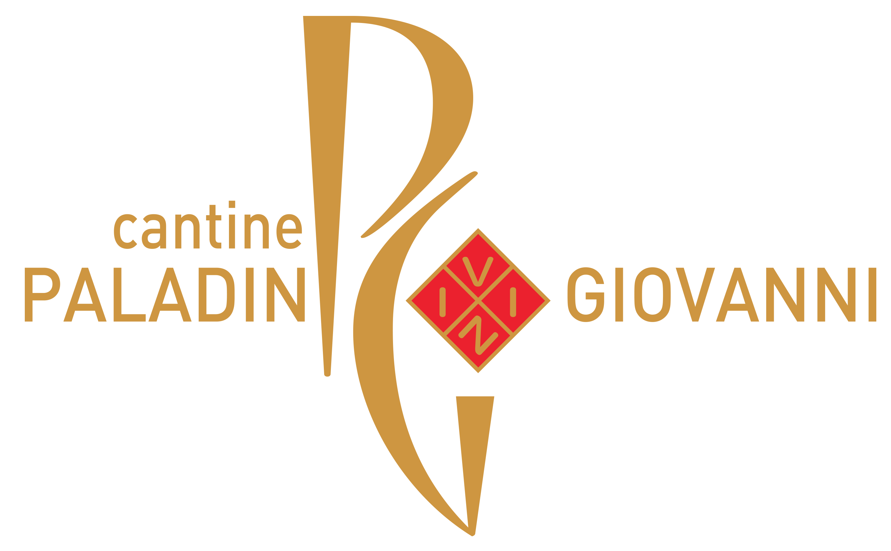 Cantine Paladin Giovanni - Sale bulk wines in tanks